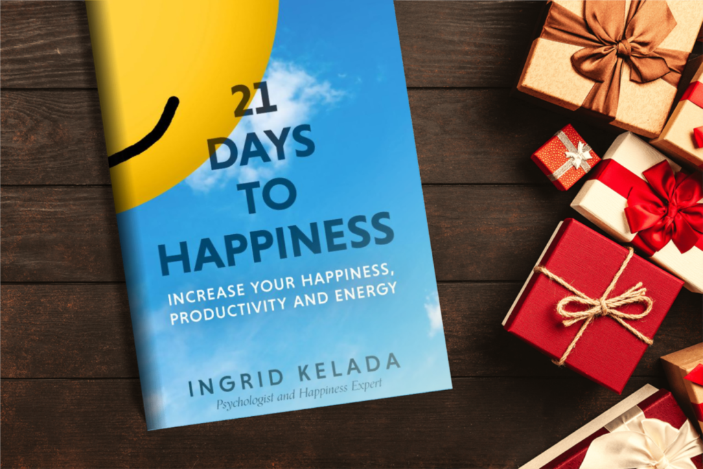 21 Days to Happiness Holiday Gift Idea